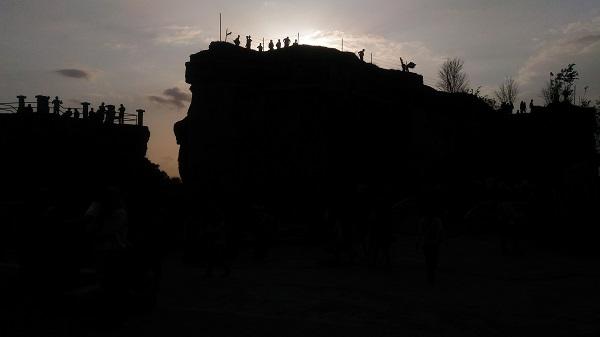 Pesona Tebing Breksi di Yogyakarta