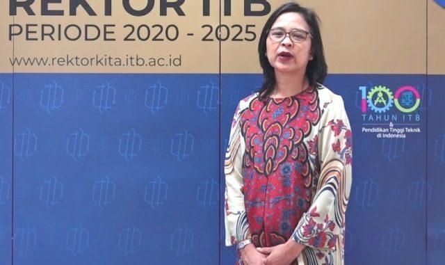 Profesor Reini Wirahadikusumah, Rektor Institut Teknologi Bandung (ITB) periode 2020-2025. (Dok. ITB)