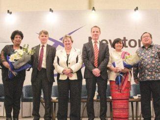 Ilmuwan Indonesia dan Inggris berhasil menyabet penghargaan Newton Prize 2019. (Dok. Kemenristek/BRIN)