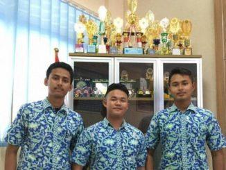 Tiga siswa MAN IC Batam lolos pertukaran pelajar ke Jepang. (Ist.)