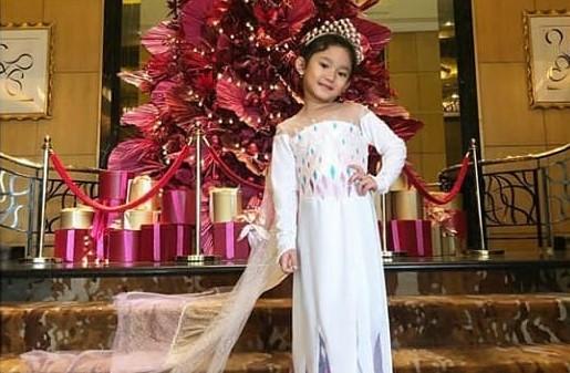 Bilqis Khumairah Razak, Putri Ayu Ting Ting