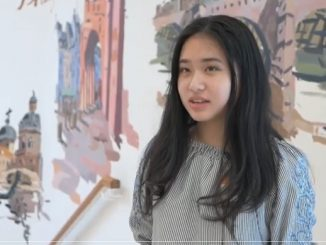 Christabelle Joelle, Mahasiswi Fakultas Kedokteran Universitas Atma Jaya Pluit ikut program exchange ke Leiden University Medical Center (LUMC) di Belanda