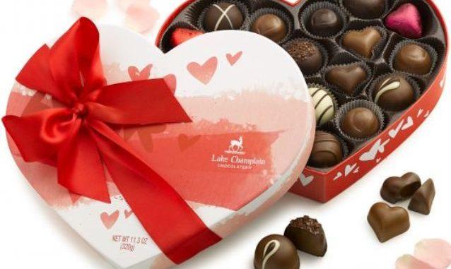 Ilustrasi: Cokelat Valentine (Ist.)