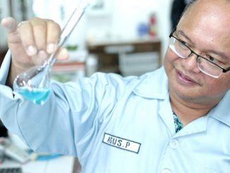 Dosen dan Peneliti Departemen Teknik Kimia, Fakultas Teknik UGM, Ir. Agus Prasetya, M.Eng.Sc., Ph.D.,