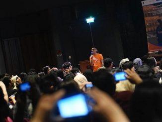 Education Promotion Officer Nuffic Neso Indonesia, Mohamad Maulana Taufik