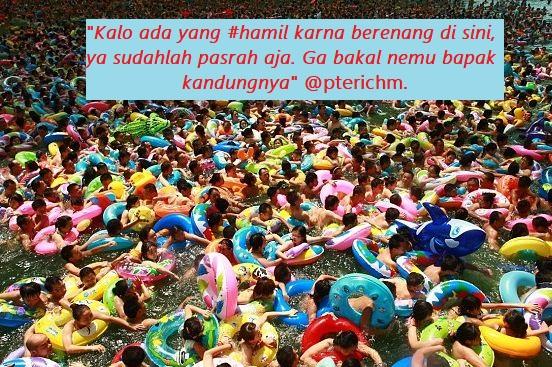 KPAI: Hamil Saat Berenang