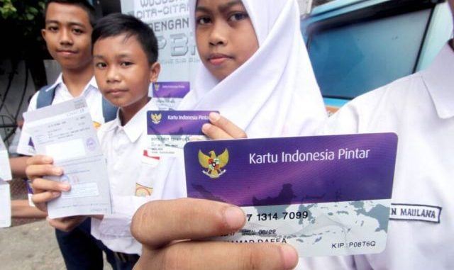 Ilutrasi: Kartu Indonesia Pintar. (Ist.)
