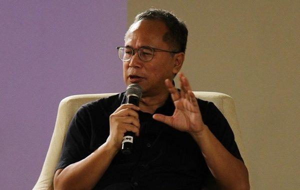 Ketua Ikatan Arsitektur Indonesia (IAI), Ahmad Djuhara