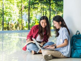 Mahasiswa di Universitas Multimedia Nusantara (UMN)