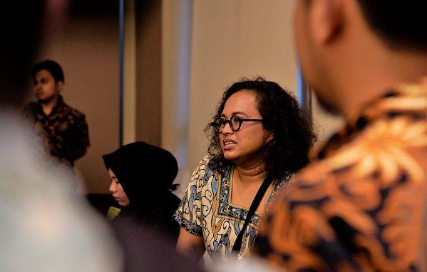 Managing Sub-Contractor New Zealand Scholarships in Indonesia dari Scope Global Nusantara, Annisa Pambayun