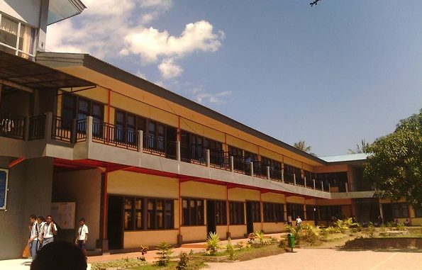 Gedung Seminari Bunda Segala Bangsa Maumere