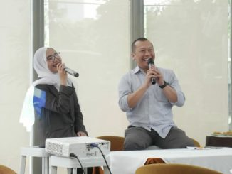 Head of Public Relation Departement Swiss German University (SGU), Ratih Marini