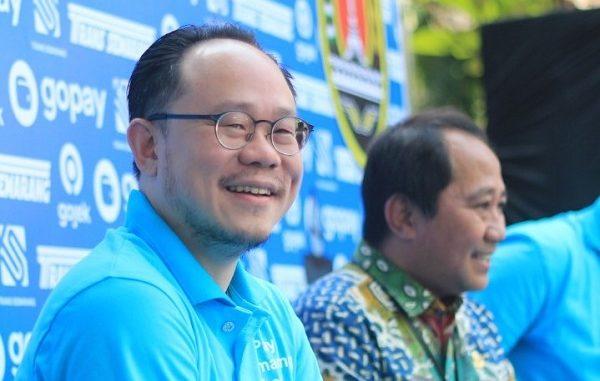 Senior Vice President Sales GoPay, Arno Tse