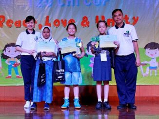 Pemenang Tzu Chi Cup 2020 Peace, Love, and Unity