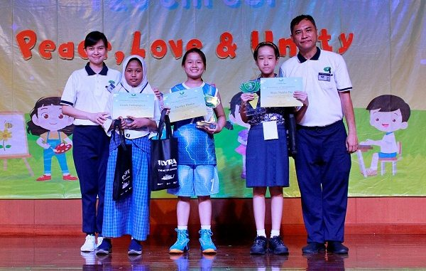 Pemenang Tzu Chi Cup 2020 Peace, Love, and Unity