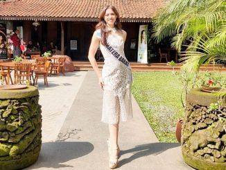Finalis Puteri Indonesia 2020, Louise Kalista Iskandar, Sumatera Barat