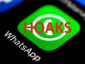 Waspada Hoaks Corona Lewat WhatsApp