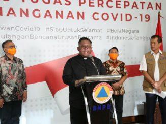 Sekretaris Jenderal Keuskupan Agung Jakarta Romo V. Adi Prasojo Pr