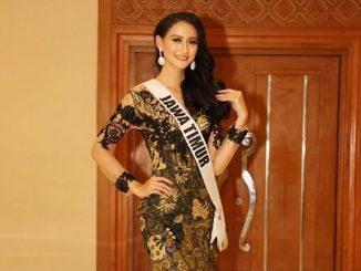 Puteri Indonesia 2020, Rr. Ayu Maulida Putri dari Jawa Timur