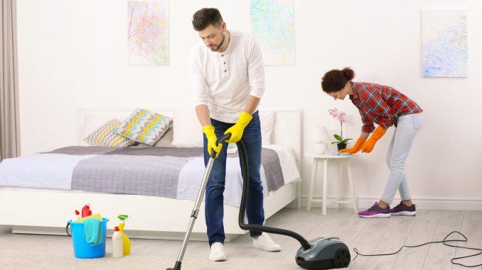 Ilustrasi: Tips membersihkan rumah. (Ist.)