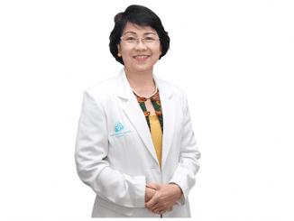 Dekan Fakultas Kedokteran Universitas Kristen Maranatha dr. Lusiana Darsono M.Kes,