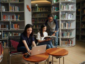 Perpustakaan Unika Atma Jaya Jakarta. (Dok. Unika Atma Jaya)