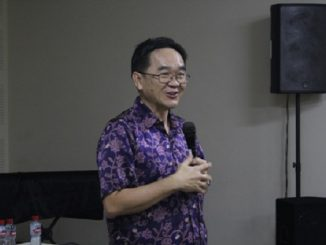 Entrepreneurship Educator & Online Learning Specialist yang pernah menjadi President CEC (Ciputra Entrepreneurship Center), Dr.Ir. Antonius MBA, MSc, MA