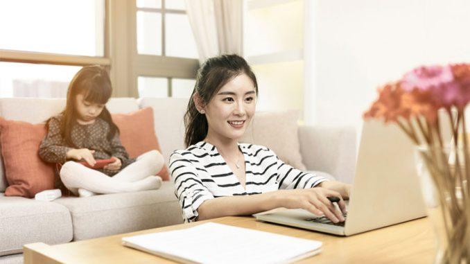 Ilustrasi: Cara atasi bosan selama bekerja atau belajar di rumah. (Ist.)