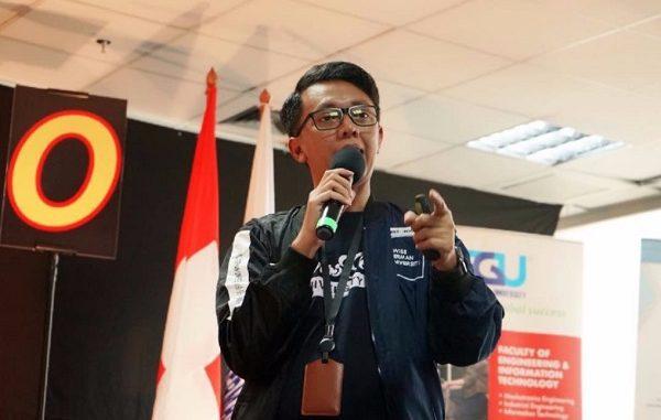 Ketua IFSA 2.0, Dr. Hery Sutanto, M.Si