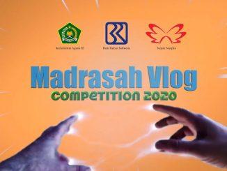 Ilustrasi: Lomba Vlog Madrasah 2020 Kampanye Indonesia Sehat. (Ist.)