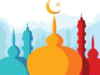 Ilustrasi: Panduan ibadah Ramadan 2020. (Ist.)