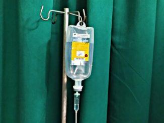 Infus untuk pasien umum di rumah sakit