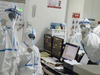 Ilustrasi: Relawan mahasiswa untuk membantu tim medis menangani pasien corona. (Ist.)
