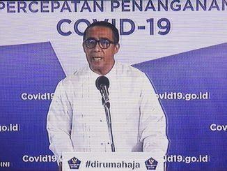 Sekretaris Umum Persekutuan Gereja-Gereja di Indonesia (PGI), Pendeta Jacky Manuputty