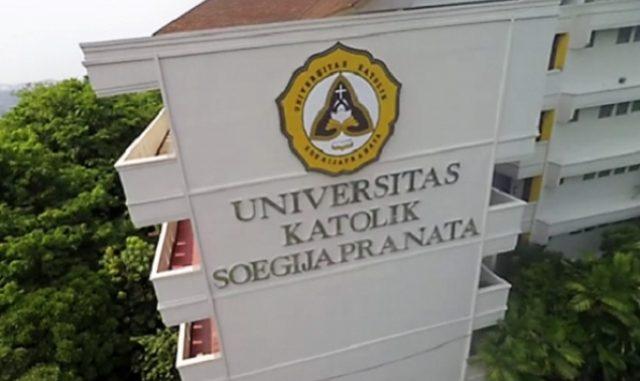 Unika Soegijapranata Semarang. (Ist.)