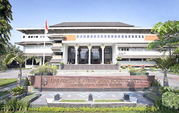 Ilustrasi: Universitas Atma Jaya Yogyakarta. (kalderanews.com/dok.UAJY)