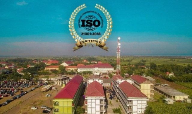 Universitas Nurul Jadid (Unuja) Paiton, Probolinggo, Jawa Timur. (Dok. Unuja)