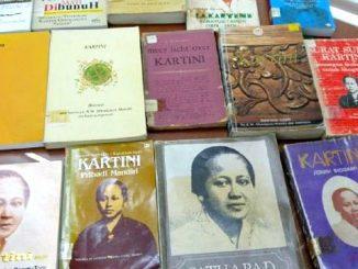 Ilustrasi: Buku-buku tentang Pahlawan Nasional, R.A.Kartini. (Ist.)