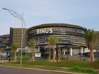 Kampus Bina Nusantara (Binus) University Bekasi