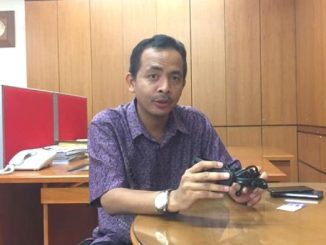 Guru Besar Binus University, Profesor Widodo Budiharto. (Dok. Binus University)