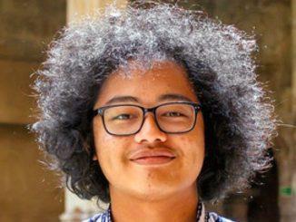 Ariq Hatibie mahasiswa asal Indonesia lulusan Yale mendapat beasiswa melanjutkan studi di Oxford, (Yale News)