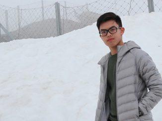 Jonathan Nicholas Yap, siswa PENABUR Secondary Kelapa Gading (PSKG) peraih tuition grant ke Nanyang Technological University (NTU) di Singapura