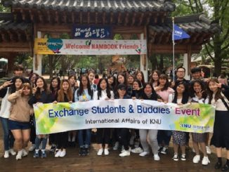Program Student Exchange ke Kangwon National Univesity (KNU) di Korea Selatan