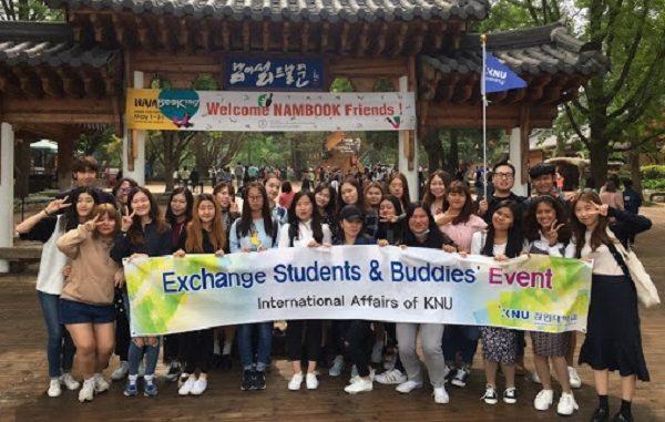Program Student Exchange ke Kangwon National Univesity (KNU) di Korea Selatan