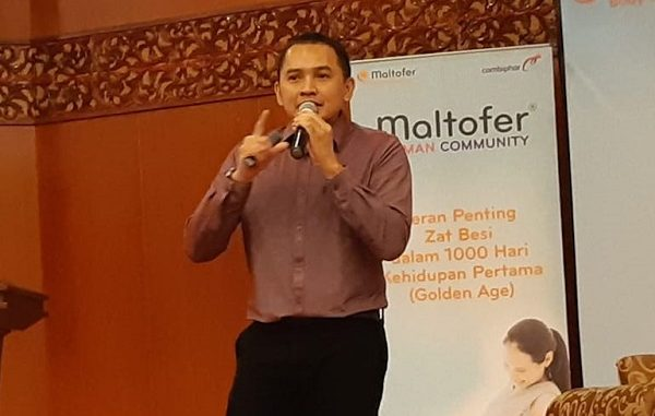 Ketua Unit Kerja Saraf Anak IDAI Jakarta, dr. Herbowo A.F Soetomenggolo, Sp.A(K)