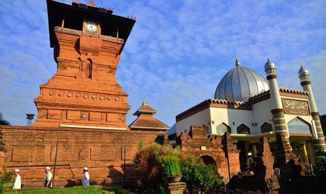 Masjid Menara Kudus. (Ist.)
