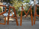 Pantai Bama menjadi surga bagi teriknya Savanna Baluran yang kering dan gersang (AC/KalderaNews)
