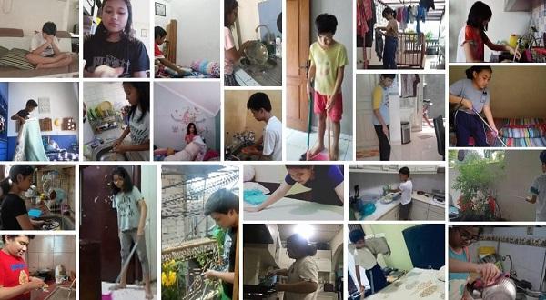 Selama masa pandemi Covid-19 Yayasan Tarakanita mengintegrasikan pembelajaran dengan pendidikan karakter konkret di lingkup keluarga