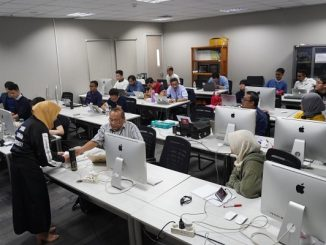 Suasana Perkuliahan di Program Master (S2) di Swiss German University