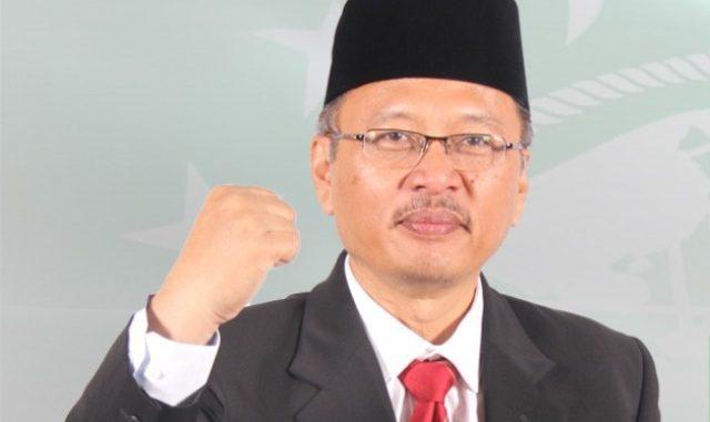Rektor UIN Maulana Malik Ibrahim Malang, Profesor Abd Al Haris Al Muhasibiy. (Dok. UIN Malang)